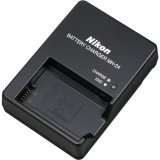 Nikon Mh 24 Quick Charger For En El14 Li Ion Battery Compatible With Nikon D3100 Dslr D5100 Dslr And P7000 Digital Cameras Terbaru