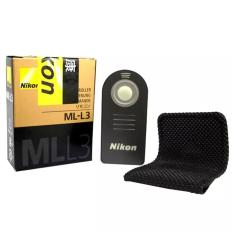 NIKON ML-L3 IR WIRELESS CAMERA SHUTTER D3200 D5100 D5200 D90 D7000 ETC
