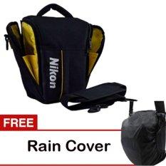 Toko Jual Nikon Tas Kamera 1 Lensa Free Rain Cover