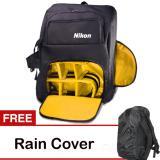 Toko Nikon Tas Kamera Ransel Kode G Free Rain Cover Termurah