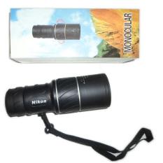 Review Nikon Teropong Monocular 16X52 Jawa Timur