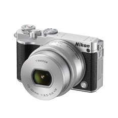 Jual Nikon1 J5 Lens Kit 10 30Mm 20 8Mp Silver Distributor Grosir