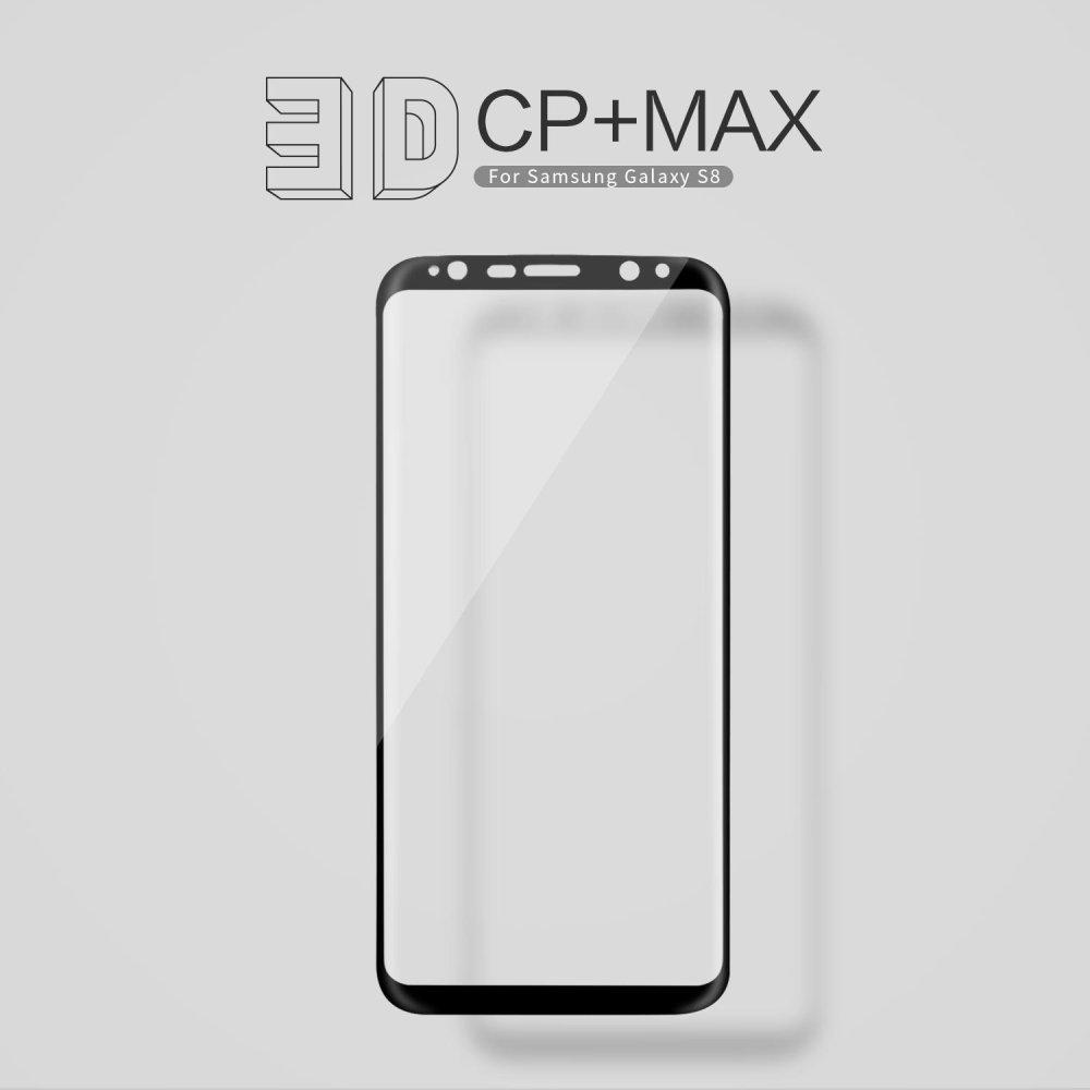 Harga Nillkin 3D Cp Max Untuk Samsung Galaxy S8 G950 Ukuran Penuh Pelindung Layar Anti Gores Anti Ledakan Hitam Nillkin Online
