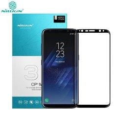 Spesifikasi Nillkin 3D Kurva Kaca Untuk Samsung Galaxy S8 Plus Layar Penuh Kaca Anti Ledakan Film Pelindung Untuk Samsung Galaxy S8 Plus S8 Intl