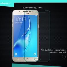 Beli Nillkin Amazing H Untuk Samsung Galaxy J7 2016 Tempered Glass Screen Protector Anti Ledakan Intl Yang Bagus