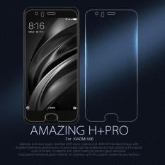 Jual Nillkin Amazing H Pro Untuk Xiaomi Mi 6 Tempered Glass Screen Protector Nanometer Anti Ledakan Intl Branded