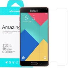 Review Tentang Nillkin Anti Explosion H Pro Tempered Glass Samsung Galaxy A5 A510 2016 Antigores Screenguard Transparan