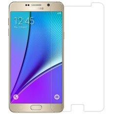 Harga Nillkin Anti Explosion H Pro Tempered Glass Samsung Galaxy Note 5 Antigores Screenguard Transparan Online