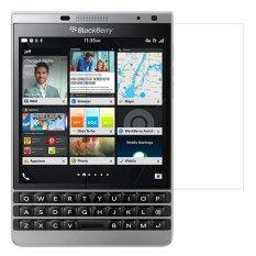 Nillkin Anti Explosion H Tempered Glass Blackberry Passport Silver Edition Antigores Screenguard Transparan Asli