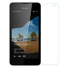 Nillkin Anti Explosion H Tempered Glass untuk Microsoft Lumia 550 - Transparan