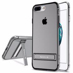 Cara Beli Nillkin Crashproof 2 Series Tpu Transparent Case For Iphone 7 Plus Abu Abu