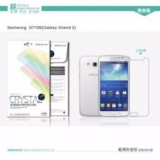 Nillkin Crystal Clear Samsung Galaxy Grand 2 - Grand 2 Duos