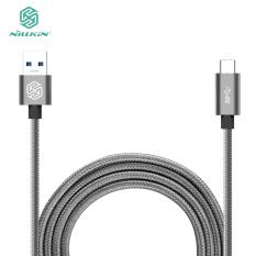 Review Tentang Nillkin Elite Series Type C Untuk Usb 3 Charging Sync Data Cable Grey Intl