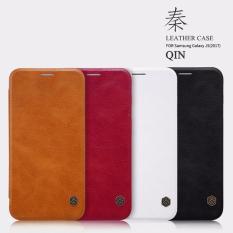 Harga Nillkin Flip Case Qin Leather Case Samsung Galaxy J5 Pro Samsung Galaxy J5 2017 Black Hitam Lengkap