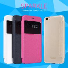 Harga Nillkin Flip Case Sparkle Leather Case Vivo V5 V5S V5 Lite White Putih Nillkin Original