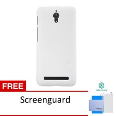 Nillkin for Asus Zenfone C Super Frosted Shield - White + Gratis Anti Gores