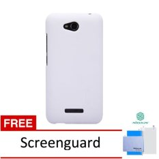 Nillkin for HTC Desire 616 Super Frosted Shield - Putih + Gratis Anti Gores