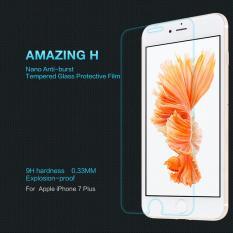 Pusat Jual Beli Nillkin Untuk Iphone 7 Plus Amazing H Pelindung Anti Gores Film 9 H 33Mm Intl Tiongkok