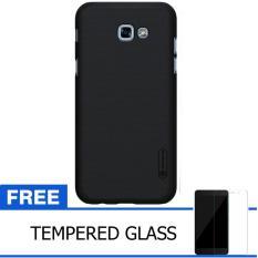 Toko Nillkin For Samsung Galaxy A5 2017 Super Frosted Shield Hard Case Original Hitam Gratis Tempered Glass Nillkin Di Dki Jakarta