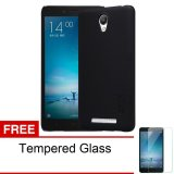 Beli Nillkin For Xiaomi Redmi Note 2 Super Frosted Shield Hitam Gratis Tempered Glass Online