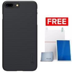 Jual Nillkin Frosted Case Apple Iphone 8 Plus Iphone 7 Plus Hitam Free Screen Protector Di Bawah Harga