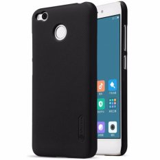 Beli Nillkin Frosted Case For Xiaomi Redmi 4X Hitam Free Screen Protector Black Terbaru