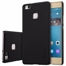Nillkin Frosted case HUAWEI P9 Lite/Huawei G9 (5.2inch) - Hitam + free screen protector