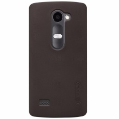 Nillkin  Frosted case LG Leon (H324 H340N H326T) - Coklat + free screen protector