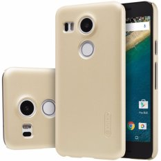 Nillkin  Frosted case LG Nexus 5X - Emas + free screen protector