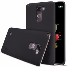 Nillkin  Frosted case LG Stylus 2 (K520) - Hitam + free screen protector