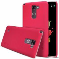 Nillkin  Frosted case LG Stylus 2 (K520) - Merah + free screen protector