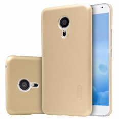 Nillkin Frosted case Meizu Pro 5 (MX Supreme M578CE M576 M576U) - Emas + free screen protector