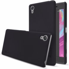 Nillkin  Frosted Case Sony Xperia X Performance - Hitam + Free Screen Protector(Off White)