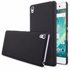 Nillkin Frosted case Sony Xperia XA - Hitam + free screen protector