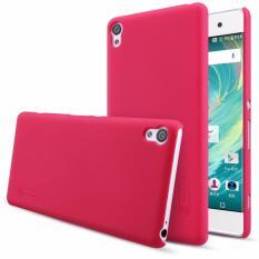 Nillkin Frosted case Sony Xperia XA - Merah + free screen protector