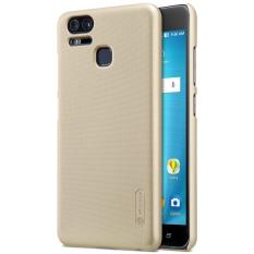 Nillkin Frosted Hard Case Casing Cover for Asus Zenfone Zoom S ZE553KL - Emas