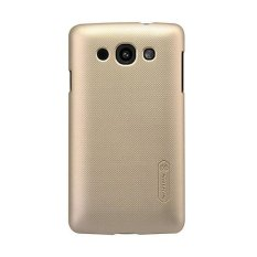 Nillkin Frosted Hard Case untuk LG L60 X145 Casing Cover - Gold