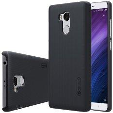 Diskon Nillkin Frosted Hard Case Xiaomi Redmi 4 Prime Casing Cover Hitam Akhir Tahun
