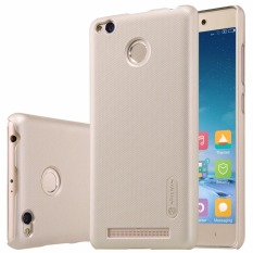 Nillkin Frosted Shield Back Case for Xiaomi Redmi 3s / 3 Pro - Gold