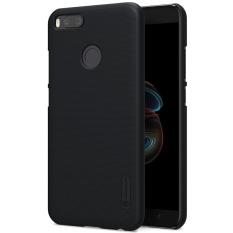 Perisai NILLKIN Buram untuk Xiaomi Serta 5X Cembung Cekung Tekstur PC Pelindung Case Penutup Belakang (Hitam)-Intl