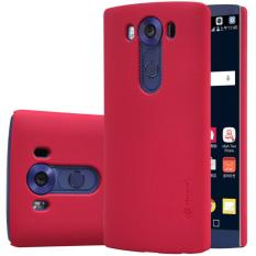 Beli Nillkin Frosted Shield Hard Case Lg V10 Merah Free Nillkin Screen Protector Baru