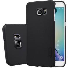 Harga Nillkin Frosted Shield Hard Case Samsung Galaxy S6 Edge Plus G928F Hitam Free Nillkin Screen Protector Baru Murah
