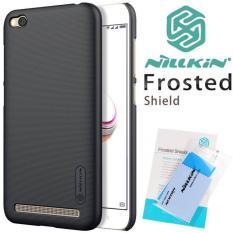 Nillkin Frosted Shield Hard Case Xiaomi Redmi 5A Hitam Free Nillkin Screen Protector Terbaru