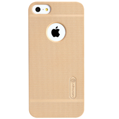 Nillkin Frosted Shield Hardcase for Apple iPhone 5 - Gold