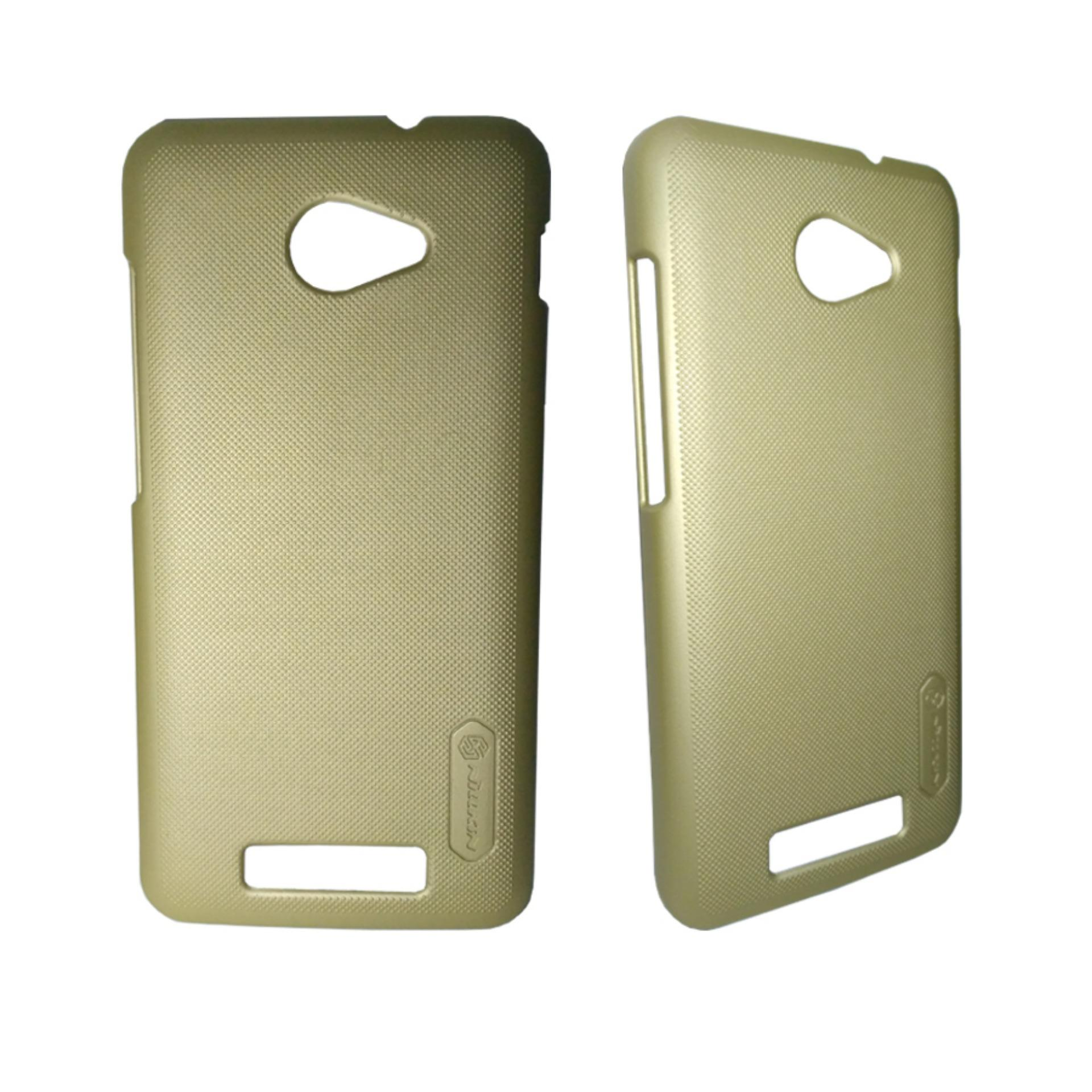 Promo Spesial Nillkin Frosted Shield Hardcase For Smartfren Andromax A Gold