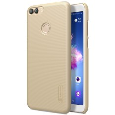 NILLKIN Frosted Super Shield PC Plastic hard back cover Matte case for Huawei P smart and Enjoy 7S Gift Screen Protector