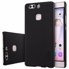 Nillkin FrostedHuawei Ascend P9 Plus - Hitam + free screen protector