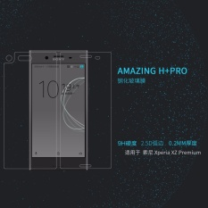 Nillkin H+ Pro Explosion proof Tempered Glass For Sony Xperia XZ Premium - intl