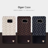 Spesifikasi Nillkin Hard Case Oger Series Samsung Galaxy Note Fe Fan Edition Galaxy Note 7 Brown Coklat Dan Harganya