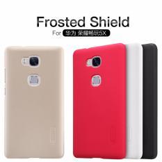 Harga Nillkin Hard Case Super Frosted Shield Huawei Honor 5X Gr5 Red Merah Baru